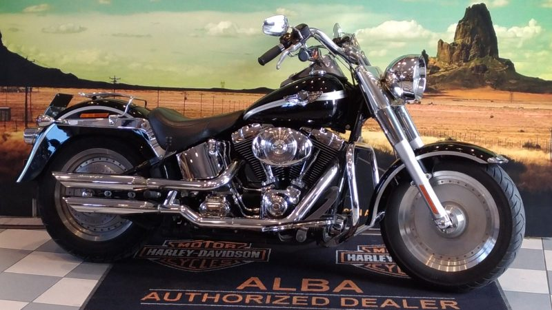 Harley-Davidson Softail Fat Boy 100Th Anniversario