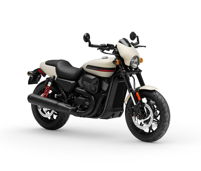 Harley-Davidson Street Rod®