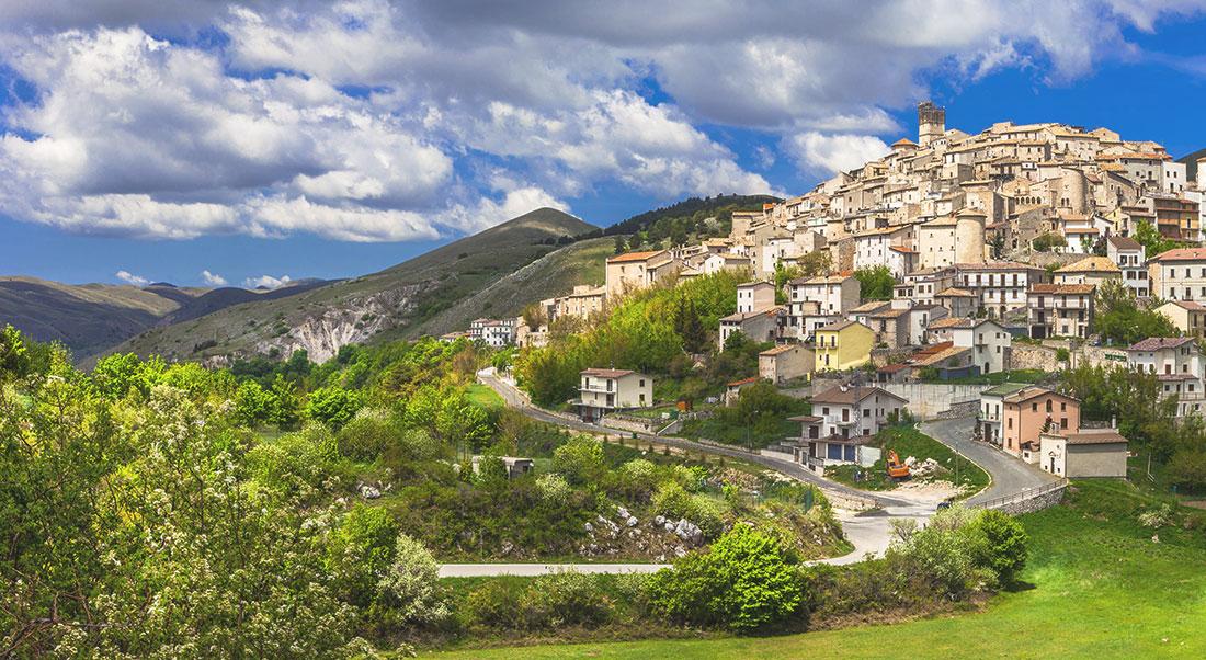 moto in Abruzzo