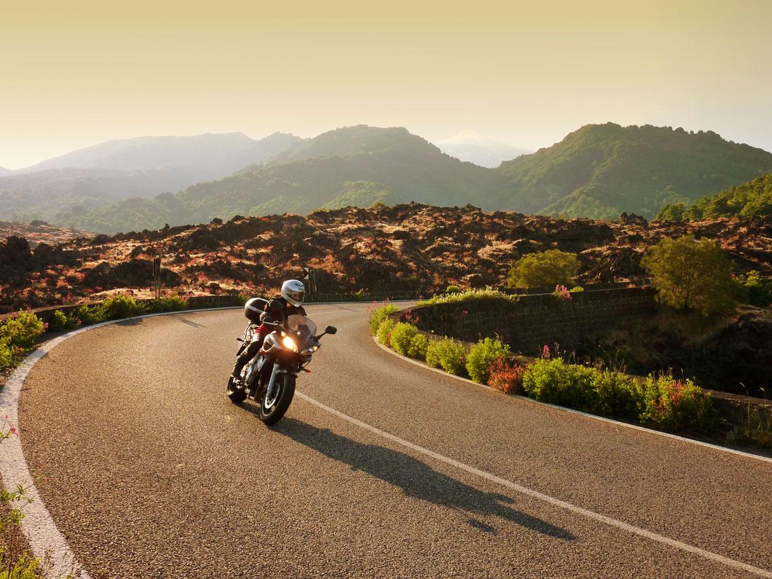 mototurismo Sicilia