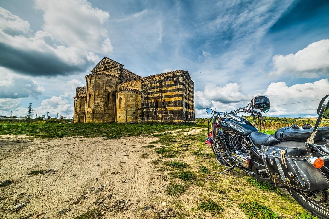 itinerari moto Sardegna