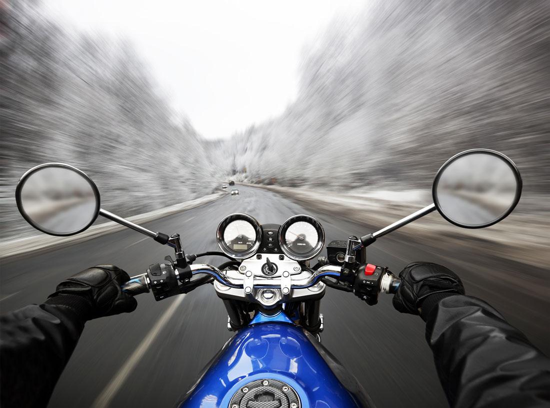 mototurismo inverno